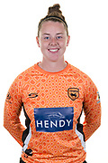 Linsey Smith of Southern Vipers during the Southern Vipers Press Day 2017 at the Ageas Bowl, Southampton, United Kingdom on 31 July 2017. Photo by David Vokes.