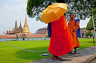 27-3-2015 - BANGKOK - The Grand Palace  is a complex of buildings at the heart of Bangkok, Thailand. Thailand 's king Bhumibol Adulyadej and Queen Sirikitand Her Royal Highness Princess Maha Chakri Sirindhorn of Thailand   Palace is still used for official events<br /> COPYRIGHT ROBIN UTRECHT
