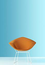 Bertoia Diamond Chair 191 for Knoll