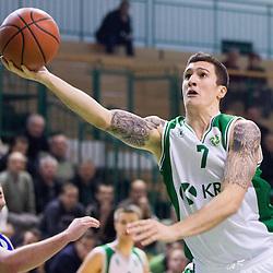 20131210: SLO, Basketball - Eurochallenge, KK Krka vs Jászberényi KSE