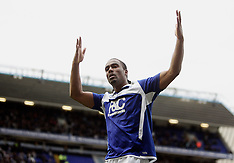Birmingham City v Everton