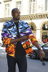 June 20, 2018 - Paris, France - Serge Ibaka (Credit Image: © Panoramic via ZUMA Press)