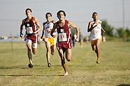 OC Men's Cross Country - 9/1/2007