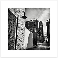 &quot;Long's Lane&quot;, The Rocks, Sydney. From the Ephemeral Sydney street series.<br />
