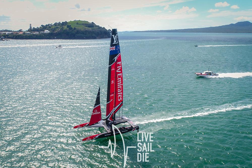 Emirates Tean New Zealand