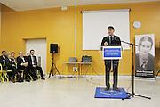 Déplacement ministériel de Vincent Peillon, Ministre de l'Education Nationale.