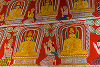 Rakkhiththakanda Len Viharaya Cave Temple, near Ella, Uva Province, Sri Lanka.