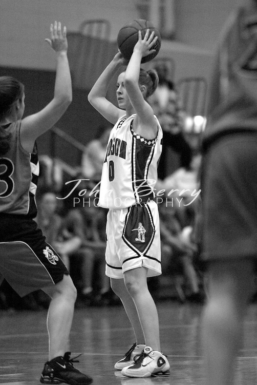 MCHS Varsity Girls Basketball..vs Orange..Fourth Period..December 18, 2004