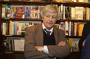 Frank Johnson, Book party for 'The Dream of Rome' by Boris Johnson. Daunts bookshop. Marylebone High St. London.  1 February 2006. -DO NOT ARCHIVE-© Copyright Photograph by Dafydd Jones 66 Stockwell Park Rd. London SW9 0DA Tel 020 7733 0108 www.dafjones.com