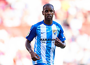 SEVILLE, SPAIN - SEPTEMBER 30:  Diego Rolan of Malaga CF looks on during the La Liga match between Sevilla and Malaga at Estadio Ramon Sanchez Pizjuan on September 30, 2017 in Seville  (Photo by Aitor Alcalde Colomer/Getty Images)