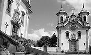 Igreja Nossa Senhora do Carmo Brazil.<br /> <br /> Ronald Lewcock Collection.