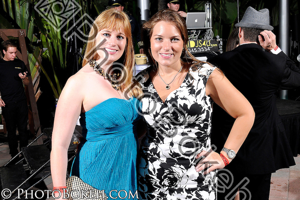2012 April 05 - Yelp hosted a combined Elite and public event with catering from dozens of restaruants including Chef Adrianne's, Shula's 347 Grill, Graziano's, Giardino Gourmet Salads and many others. Also performances from Fashion by The Art Institute of Fort Lauderdale, Shameless Burlesque, and MiamiDJs4u, at the National Hotel, Miami Beach, Florida. (Photo by: www.photobokeh.com / Alex J. Hernandez) 1/40 f/8 ISO400 34mm This image is copyright PhotoBokeh.com and may not be reproduced or retransmitted without express written consent of PhotoBokeh.com. ©2012 PhotoBokeh.com - All Rights Reserved
