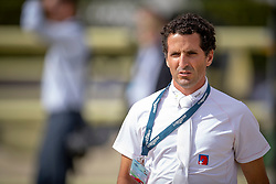 Da Silva Arthur Gustavo, SUI<br /> Longines FEI Jumping Nations Cup™ Final<br /> Barcelona 20128<br /> © Hippo Foto - Dirk Caremans<br /> 07/10/2018