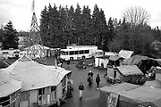 Dignity Village is a mobile tent city in Portland, Oregon home for people to keep off the streets. The Village began on December 16, 2000, when a group of eight homeless men and women pitched five tents on public land and Camp Dignity, later to become Dignity Village, was born. <br /> &quot;Dignity Village is not a place meant for people to stay homeless all their lives, it gives them a chance to start up again,&quot; said Ron Wold, chairperson of Dignity Village.
