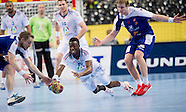 World Cup Handball: Iceland - France