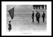 President John F. Kennedy arrives at Dublin Airport.