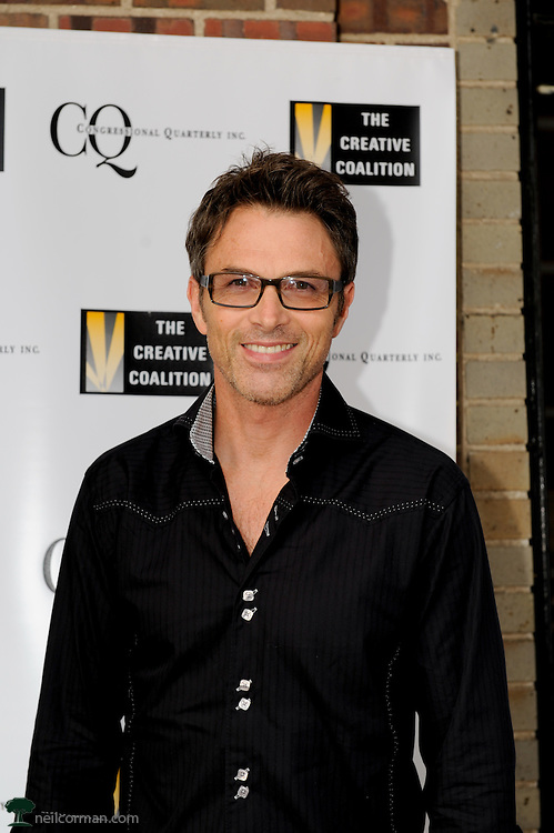 August 27, 2008 - Actor Tim Daly prior to attending a Creative Coalition event during the Democratic National Convention in Denver.