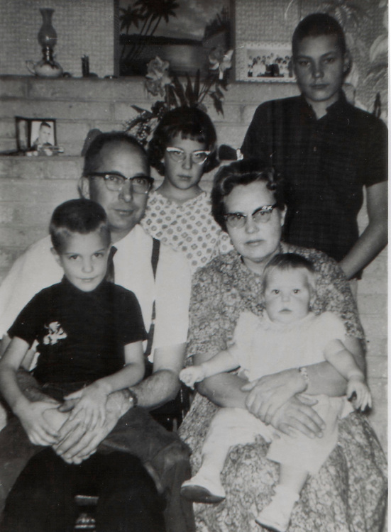 Historic boman family photos