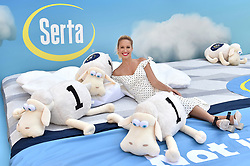 Anna Camp joins Serta Mattress to announce nationwide Instagram sweepstakes. Hollywood & Highland, Hollywood, California. Pictured: Anna Camp. EVENT June 19, 2018. 19 Jun 2018 Pictured: Anna Camp. Photo credit: AXELLE/BAUER-GRIFFIN/MEGA TheMegaAgency.com +1 888 505 6342