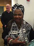 Singer Carla Thomas 2015 (Photo by Karen Pulfer Focht)
