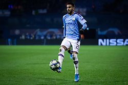 Riyad Mahrez of Manchester City  during football match between GNK Dinamo Zagreb and Manchester City in 6th Round of UEFA Champions league 2019/20, on December 11, 2019 in Maksimir, Zagreb, Croatia. Photo by Blaž Weindorfer / Sportida