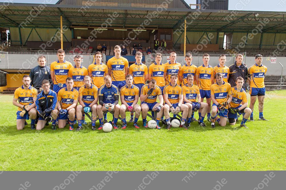 Clare Team Shot