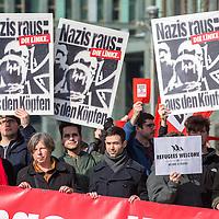 2016/03/14 Berlin | Politik | Proteste gegen AfD Pressekonferenz
