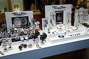 Thomas Sabo watches display shop window