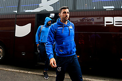 Liam Sercombe of Bristol Rovers arrives at Barnsley - Mandatory by-line: Robbie Stephenson/JMP - 27/10/2018 - FOOTBALL - Oakwell Stadium - Barnsley, England - Barnsley v Bristol Rovers - Sky Bet League One