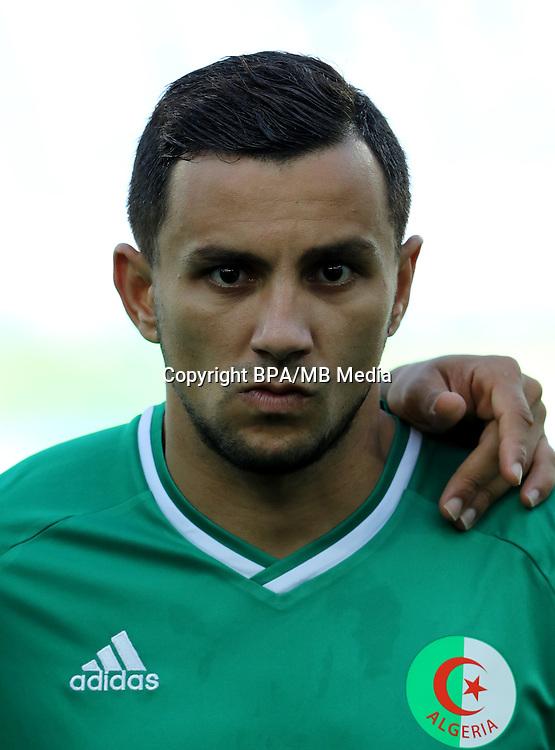 Fifa Men´s Tournament - Olympic Games Rio 2016 - <br /> Algeria National Team -  <br /> Zakarya HADDOUCHE