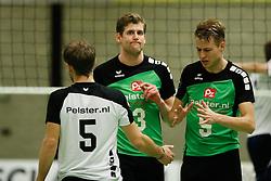 20161126 NED: Beker, Sliedrecht Sport - Pelster Cito: Sliedrecht <br />Bram van Slooten, Rob de Wit<br />©2016-FotoHoogendoorn.nl / Pim Waslander
