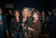 TRACEY EMIN; JERRY HALL; JOAN COLLINS, The Lighthouse Gala auction in aid of the Terrence Higgins Trust. Christies. London. 19 March 2012.