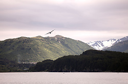 USA ALASKA KODIAK 27JUN12 - US Coast Guard plane takes off from Kodiak, Alaska....Photo by Jiri Rezac / Greenpeace