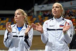 28-09-2015 NED: Volleyball European Championship Polen - Slovenie, Apeldoorn<br /> Polen wint met 3-0 van Slovenie / Sasa Planinsec<br /> Photo by Ronald Hoogendoorn / Sportida