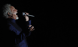 Tom Jones Performing Live AT The Turkcell Kurucesme Arena Istanbul Turkey, Tuesday June 26, 2012. Photo By Imago/i-Images