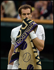 JUNE 28 2013 Andy Murray v Tommy Robredo
