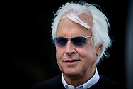 HALLANDALE BEACH, FL - JANUARY 26: Bob Baffert at the Pegasus World Cup Invitational at Gulfstream Park Race Track on January 26, 2018 in Hallandale Beach, Florida. (Photo by Alex Evers/Eclipse Sportswire/Getty Images)