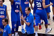 DESCRIZIONE : Trento Nazionale Italia Uomini Trentino Basket Cup Italia Paesi Bassi Italy Netherlands <br /> GIOCATORE : Simone Pianigiani<br /> CATEGORIA : pregame before<br /> SQUADRA : Italia Italy<br /> EVENTO : Trentino Basket Cup<br /> GARA : Italia Paesi Bassi Italy Netherlands<br /> DATA : 30/07/2015<br /> SPORT : Pallacanestro<br /> AUTORE : Agenzia Ciamillo-Castoria/Max.Ceretti<br /> Galleria : FIP Nazionali 2015<br /> Fotonotizia : Trento Nazionale Italia Uomini Trentino Basket Cup Italia Paesi Bassi Italy Netherlands