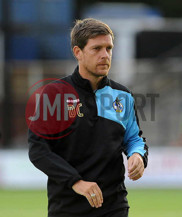 Bristol Rovers manager, Darrell Clarke - Mandatory by-line: Neil Brookman/JMP - 21/07/2015 - SPORT - FOOTBALL - Bristol,England - Memorial Stadium - Bristol Rovers v Reading - Pre-Season Friendly