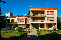 Albanie, Tirana, residence de Enver Hoxha // Albania, Tirana, Enver Hoxha's former residence