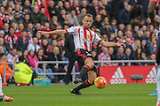 Sunderland midfielder Lee Cattermole during the Barclays Premier League match between Sunderland and Newcastle United at the Stadium Of Light, Sunderland, England on 25 October 2015. Photo by Simon Davies.