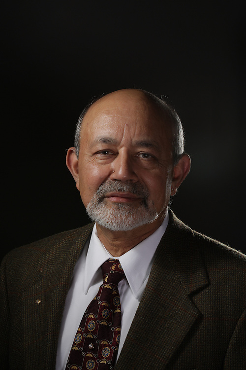 Dr. Jayant Baliga, 2014 IEEE Medal of Honor winner, Director of the Power Semiconductor Research Center at NC State and inventor of the insulate-gate bipolar transistor (IGBT), Raleigh, North Carolina, Wed., March 19, 2014. <br /> <br /> Photo by D.L. Anderson for IEEE Spectrum
