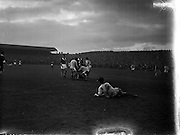 20/10/1957<br /> 10/20/1957<br /> 20 October 1957<br /> Soccer International &quot;B&quot; match: Ireland v Romania at Dalymount Park, Dublin.