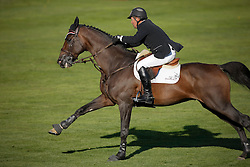 Lamaze Eric (CAN) - Hickstead<br /> Finning Welcome<br /> Spruce Meadows Masters - Calgary 2009<br /> © Dirk Caremans
