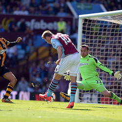 Aston Villa v Hull | Premiership | 3 May 2014