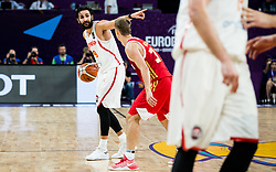 Ricky Rubio of Spain during basketball match between National Teams  Spain and Russia at Day 18 in 3rd place match of the FIBA EuroBasket 2017 at Sinan Erdem Dome in Istanbul, Turkey on September 17, 2017. Photo by Vid Ponikvar / Sportida