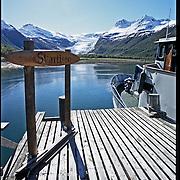 Three weeks aboard the Kong Harald. Hurtigruten, the Coastal Express. The Svartisen glacier