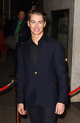 AJ Pritchard attends the opening night of Fire in the Ballroom by dance company Burn the Floor at The Peacock in London.