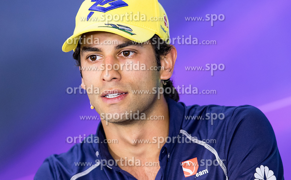 30.06.2016, Red Bull Ring, Spielberg, AUT, FIA, Formel 1, Grosser Preis von Österreich, Vorberichte, im Bild Felipe Nasr (BRA) Sauber F1 Team bei der Pressekonferenz // Brazilian Formula One driver Felipe Nasr Sauber F1 Team at the press conference during the Preparation for the Austrian Formula One Grand Prix at the Red Bull Ring in Spielberg, Austria on 2016/06/30. EXPA Pictures © 2016, PhotoCredit: EXPA/ Johann Groder
