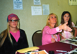 Kim Richards pictured at a fan convention in New Jersey on March 2004. CAP/MPI/NBB ©NBB/MPI/Capital Pictures. 27 Jun 2017 Pictured: Kim Richards. Photo credit: NBB/MPI/Capital Pictures / MEGA TheMegaAgency.com +1 888 505 6342
